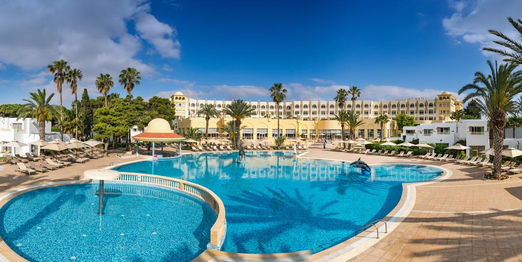АLL INCLUSIVE-Тунис Steigenberger Marhaba Thalasso 5* LUX