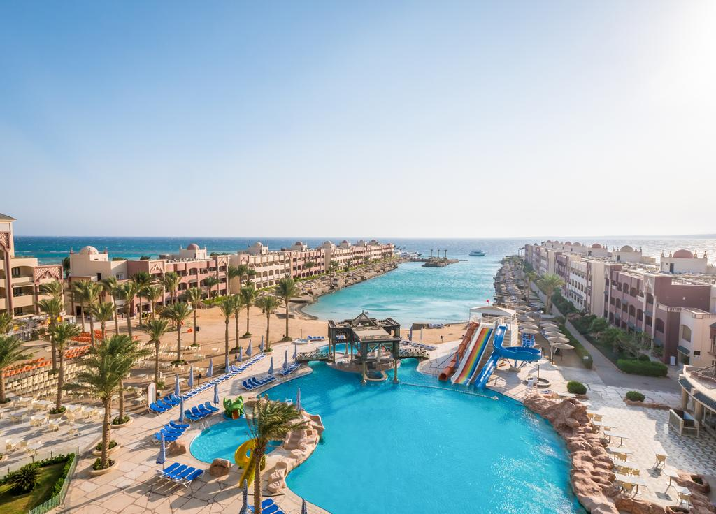 All inclusive - Египет 2019 в Sunny Days El Palacio Resort & spa 4*