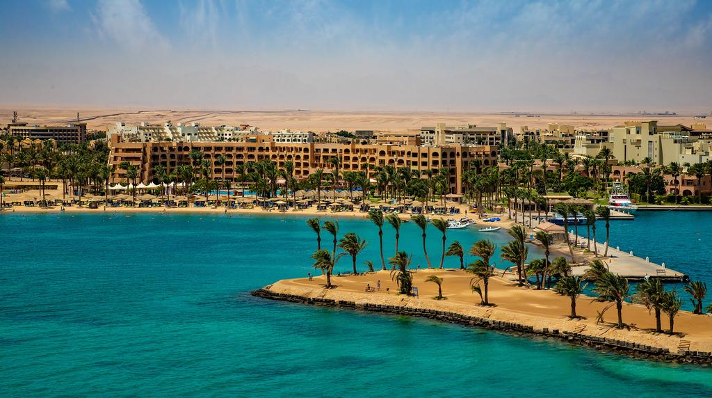 ALL INCLUSIVE-ЕГИПЕТ  Continental Hurghada Resort 5* PREMIUM