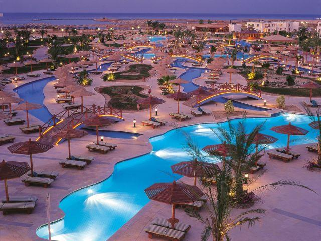 All inclusive - Египет 2019 в Hurghada long beach resort 4*